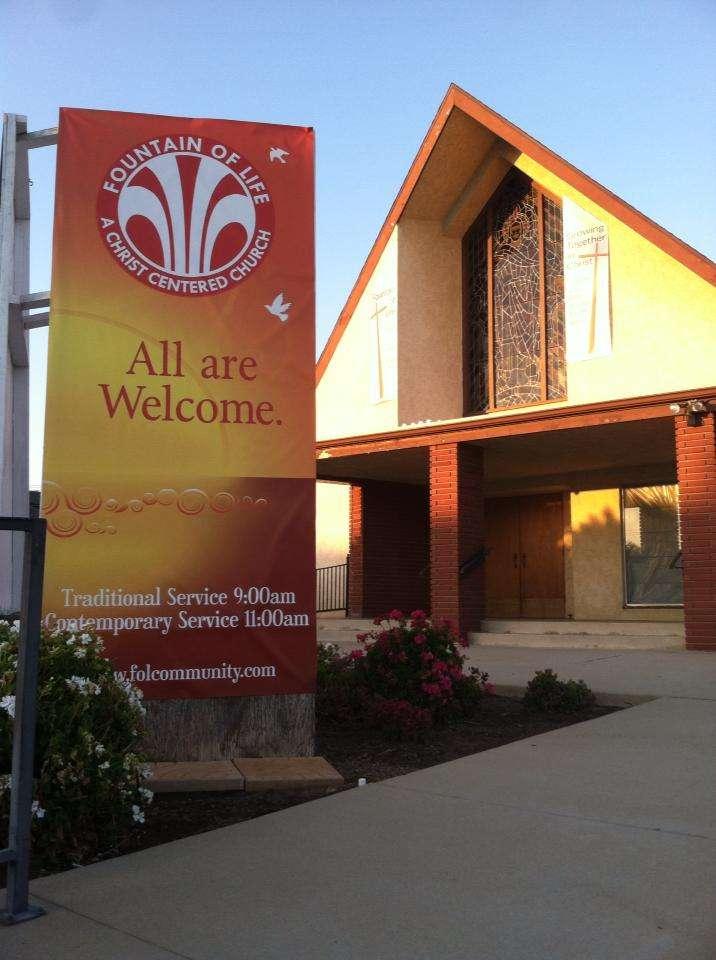 Fountain of Life Community Church - church    Photo 3 of 9   Address: 13518 Biola Ave, La Mirada, CA 90638, USA   Phone: (562) 941-4610