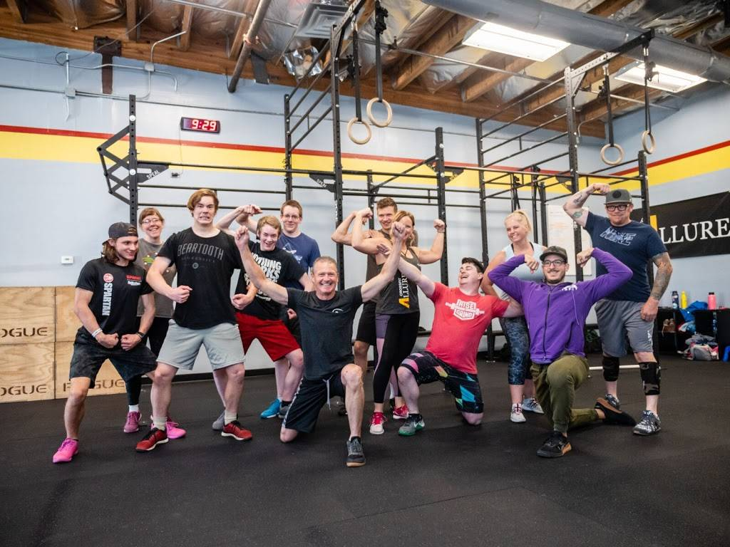CrossFit Allure - gym  | Photo 1 of 10 | Address: 1231 Baring Blvd, Sparks, NV 89434, USA | Phone: (775) 848-8935