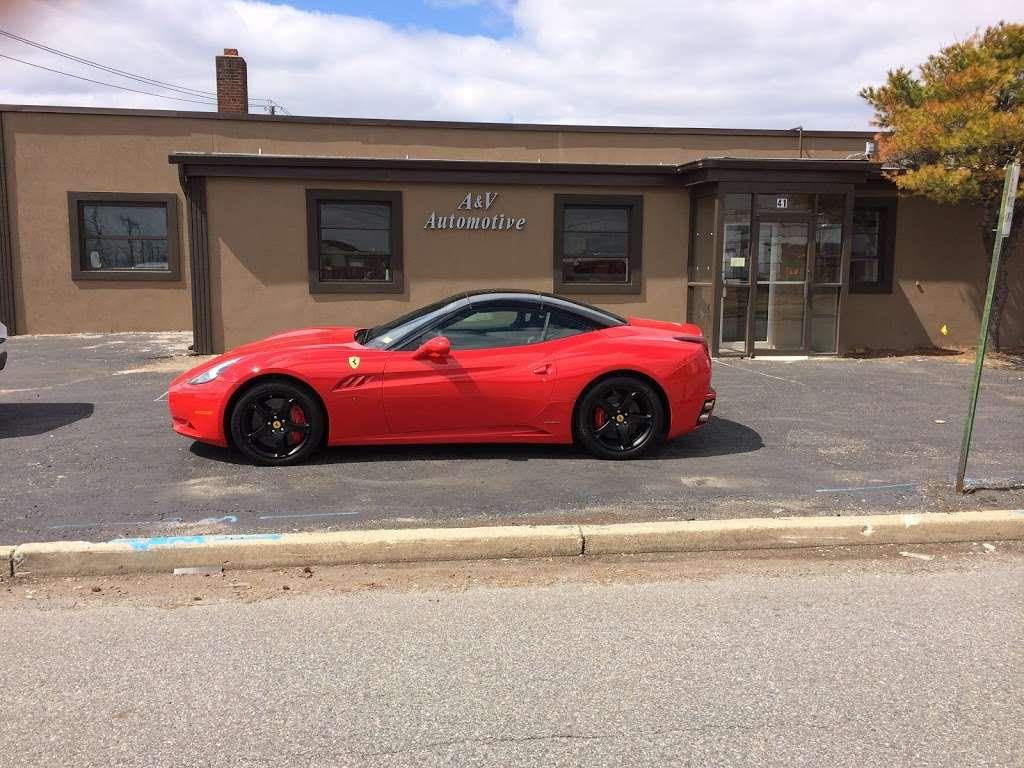A & V Automotive - car wash  | Photo 3 of 10 | Address: 41 Romeo St, Moonachie, NJ 07074, USA | Phone: (201) 460-3900