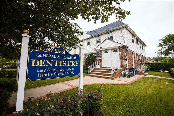 Cosmetic Dental Image / Dr. Hanette Gomez & Dr. Lary Verassco - dentist  | Photo 1 of 6 | Address: 95-31 156th Ave, Howard Beach, NY 11414, USA | Phone: (718) 848-7878