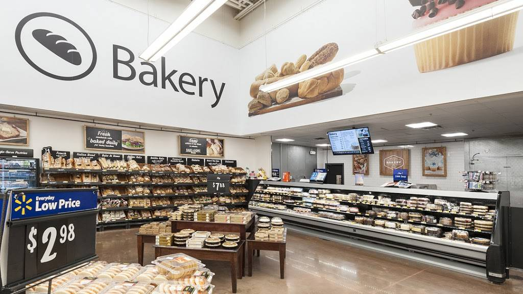 Walmart Bakery - bakery  | Photo 1 of 2 | Address: 2711 S Houghton Rd, Tucson, AZ 85730, USA | Phone: (520) 918-8048