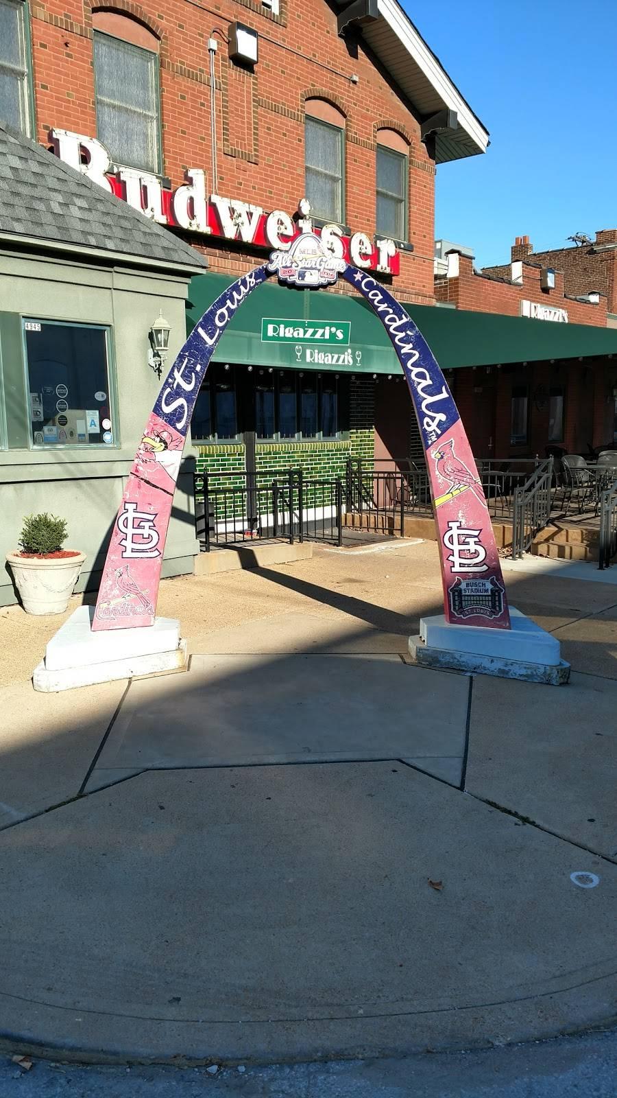 Rigazzis - restaurant  | Photo 1 of 10 | Address: 4945 Daggett Ave, St. Louis, MO 63110, USA | Phone: (314) 772-4900