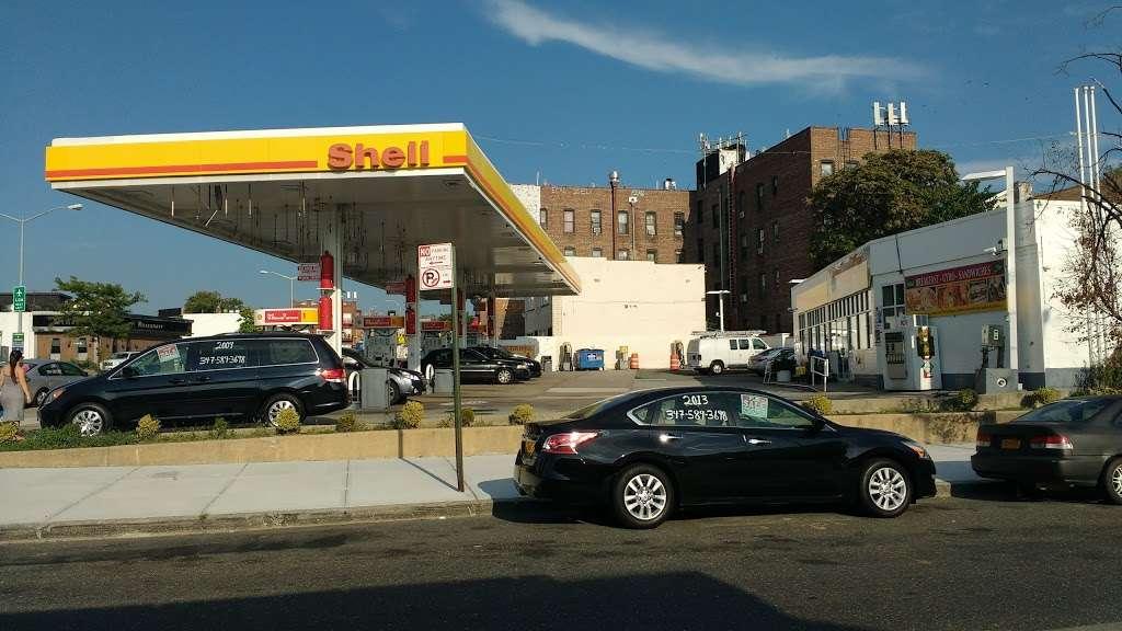 Shell - gas station  | Photo 3 of 10 | Address: 92-10 Astoria Blvd, East Elmhurst, NY 11369, USA | Phone: (718) 639-8594