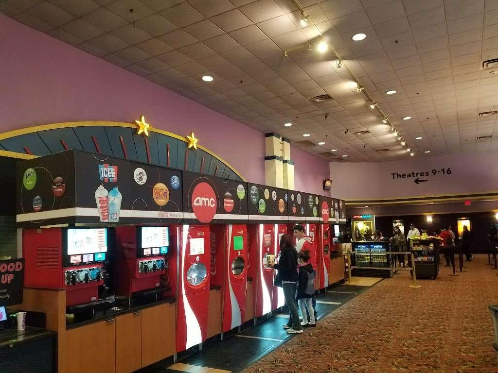 AMC Clifton Commons 16 - movie theater  | Photo 1 of 10 | Address: 405 NJ-3, Clifton, NJ 07014, USA | Phone: (973) 614-0966
