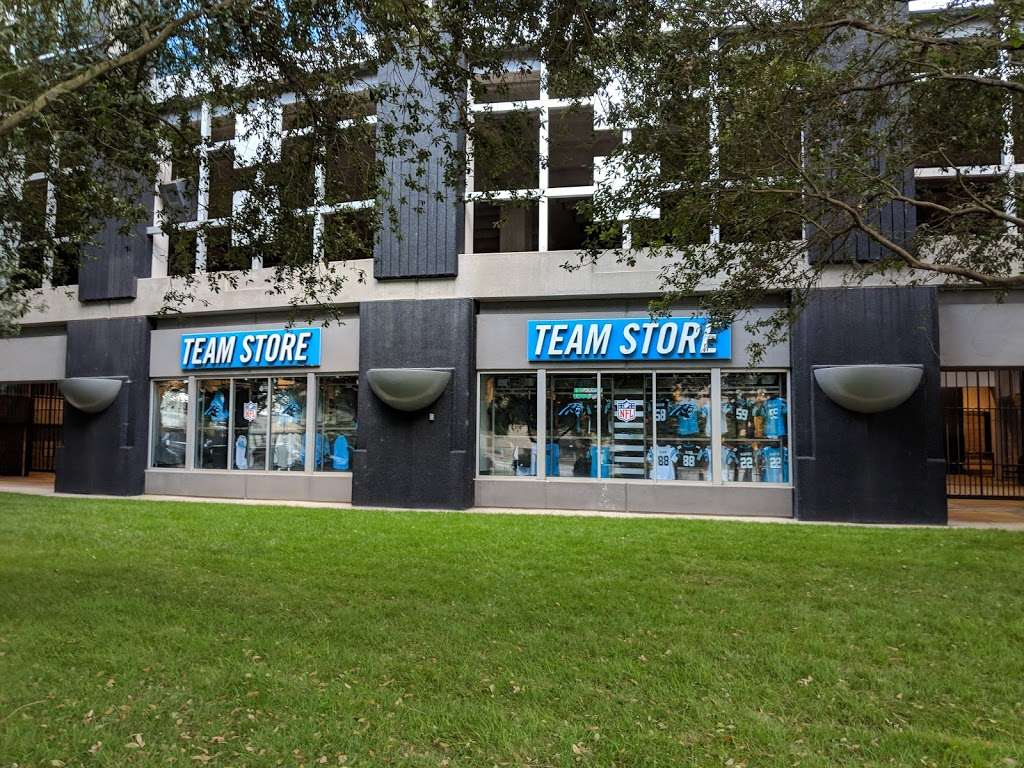 Carolina Panthers Team Store Clothing store | 800 S Mint St