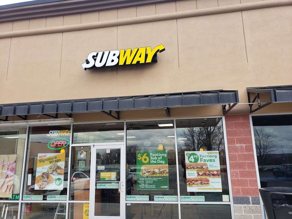 Subway Restaurants | 61 International Dr #4a, Budd Lake, NJ