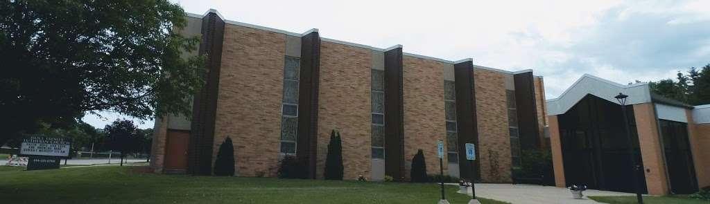 Holy Trinity Lutheran Church - church  | Photo 10 of 10 | Address: 11709 W Cleveland Ave, West Allis, WI 53227, USA | Phone: (414) 321-0700