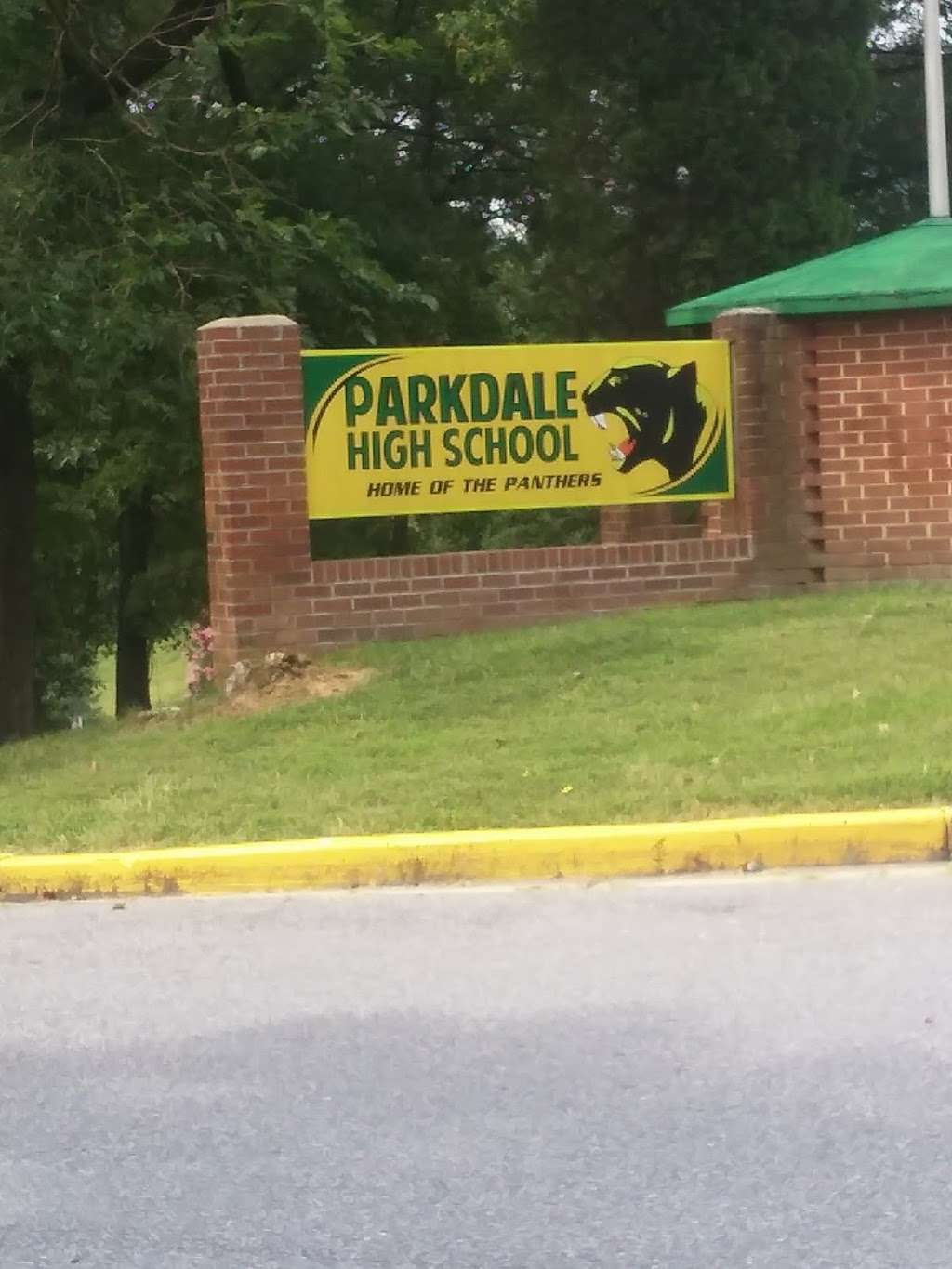 Parkdale High School - school    Photo 1 of 2   Address: 6001 Good Luck Rd, Riverdale, MD 20737, USA   Phone: (301) 513-5700