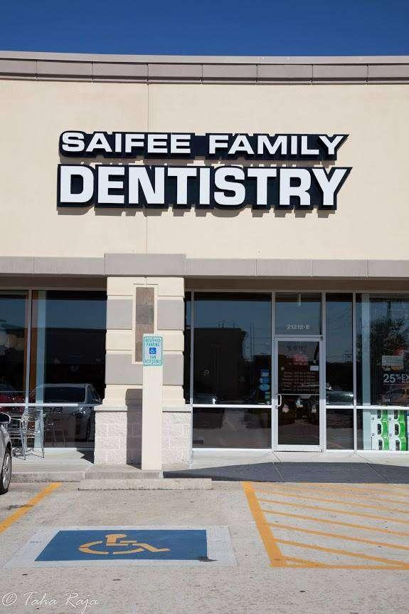 Saifee Family Dentistry - dentist  | Photo 4 of 4 | Address: 21212 Kuykendahl Rd, Spring, TX 77379, USA | Phone: (281) 350-5600