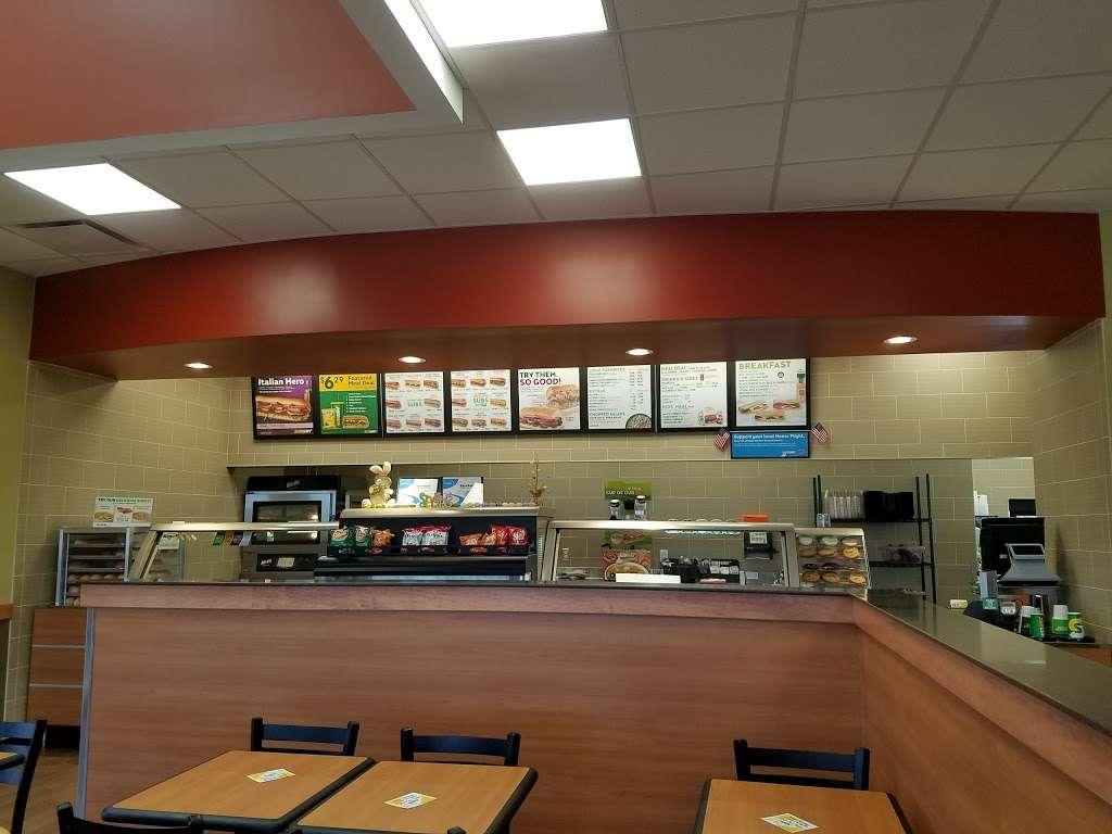 Subway Restaurants - restaurant  | Photo 3 of 10 | Address: 1660 15th Ave, Union Grove, WI 53182, USA | Phone: (262) 878-7897