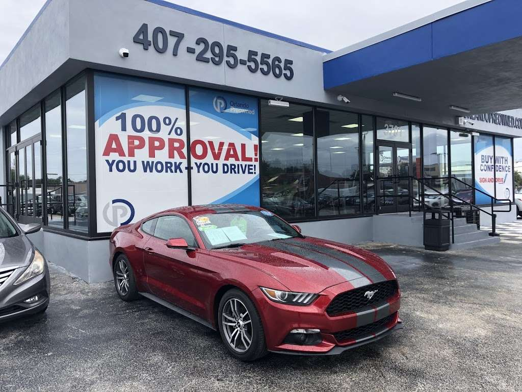 Orlando Preowned - car repair  | Photo 4 of 10 | Address: 3701 W Colonial Dr, Orlando, FL 32808, USA | Phone: (407) 295-5565