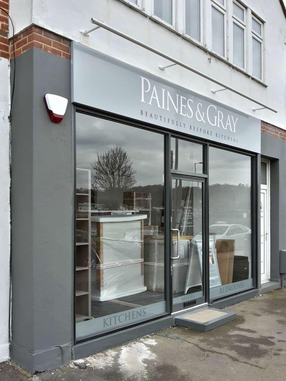 Aristo Signs - home goods store  | Photo 2 of 10 | Address: Unit 1 Foxhole Farm, Brickhouse Ln, Lingfield RH7 6HY, UK | Phone: 01342 832992