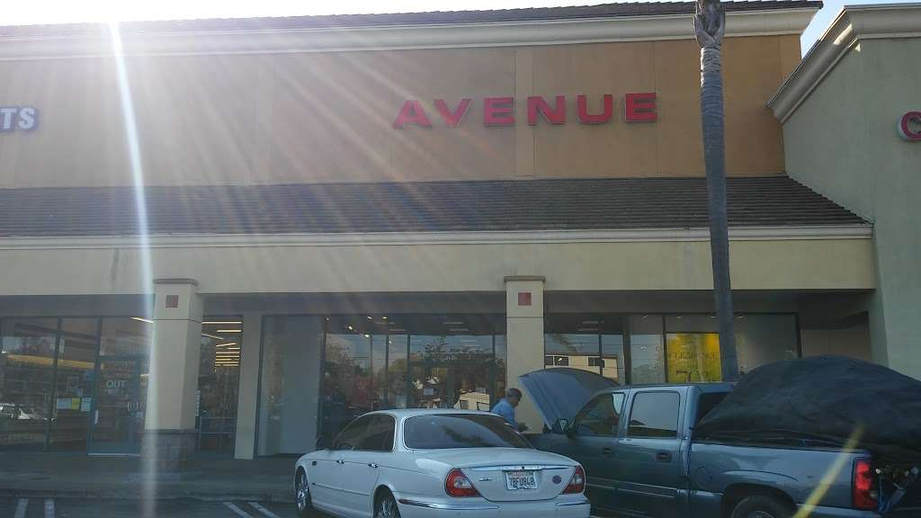 Avenue - clothing store    Photo 1 of 2   Address: 4940 W 190th St, Torrance, CA 90503, USA   Phone: (310) 214-3566