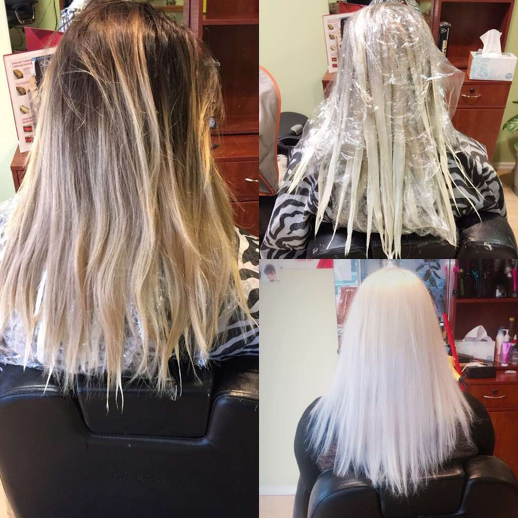 Nisis Hair Care - hair care  | Photo 5 of 10 | Address: 7847 W Belmont Ave, Elmwood Park, IL 60707, USA | Phone: (708) 695-9382