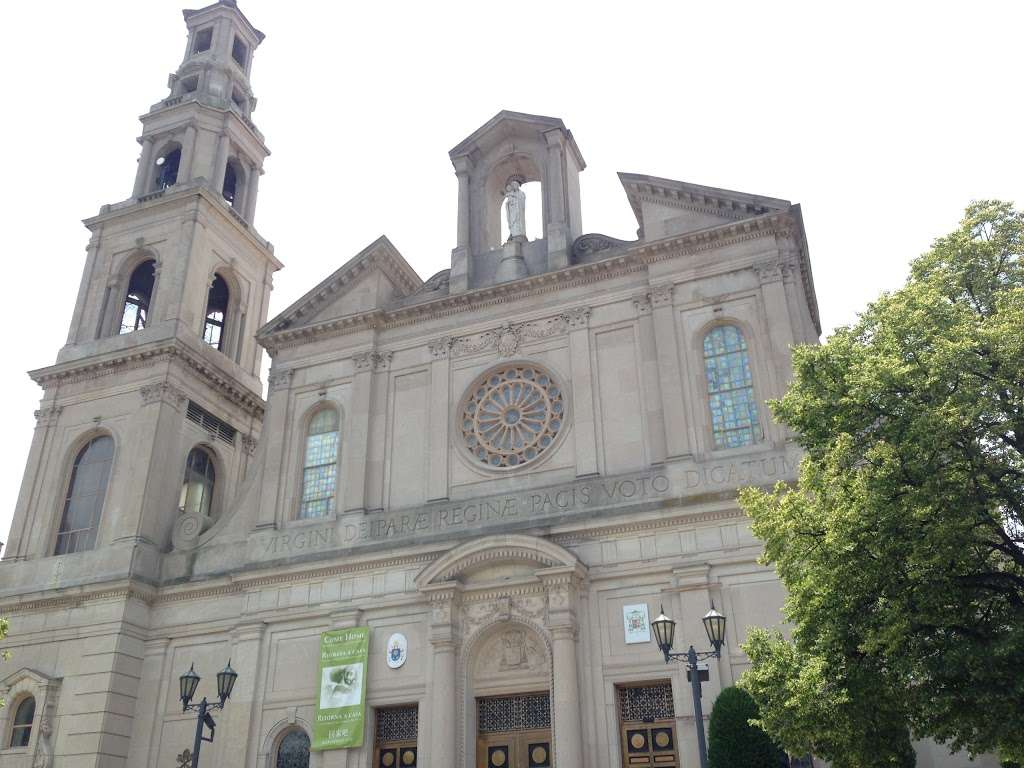 Basilica of Regina Pacis - church  | Photo 2 of 10 | Address: 1230 65th St, Brooklyn, NY 11219, USA | Phone: (718) 236-0909