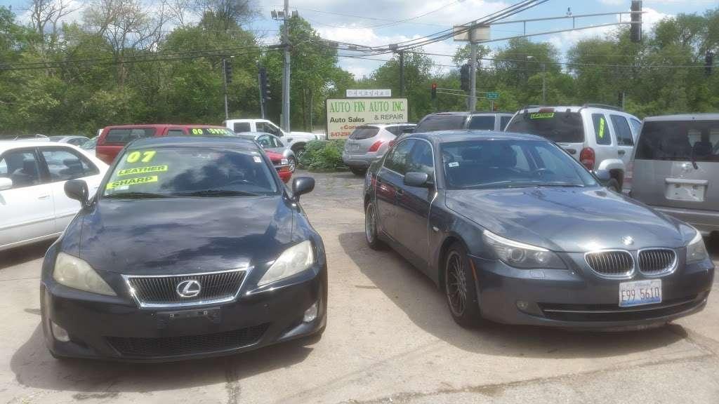 Auto Fin Auto 123 Inc - car dealer    Photo 6 of 7   Address: 2020 E Euclid Ave, Mt Prospect, IL 60056, USA   Phone: (847) 298-2886