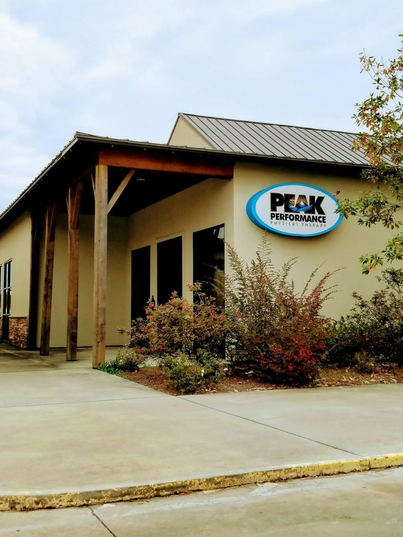 Peak Performance Physical Therapy - physiotherapist  | Photo 5 of 5 | Address: 4463 LA-1 D, Port Allen, LA 70767, USA | Phone: (225) 749-8980