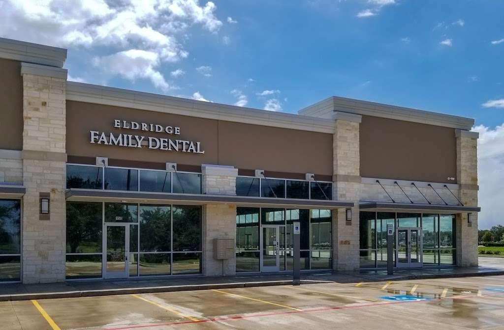 Eldridge Family Dental - Dr. Alex Yang - dentist  | Photo 3 of 10 | Address: 2220 Eldridge Rd Ste 150, Sugar Land, TX 77478, USA | Phone: (281) 302-6844