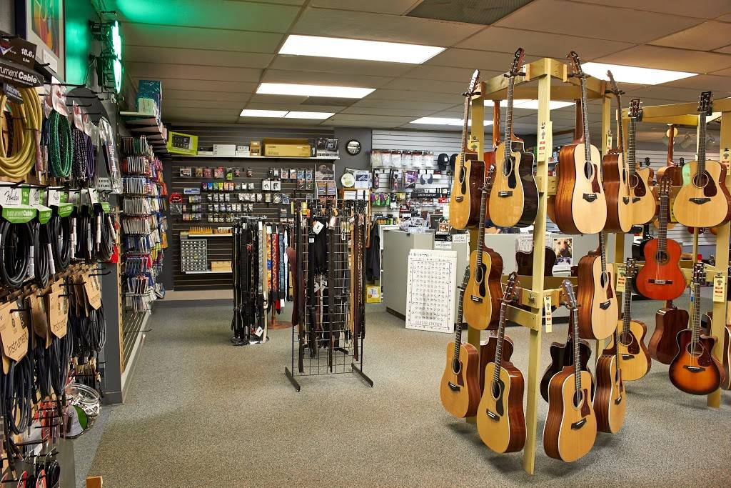 Harrys Guitar Shop - electronics store  | Photo 9 of 9 | Address: 556 Pylon Dr, Raleigh, NC 27606, USA | Phone: (919) 828-4888