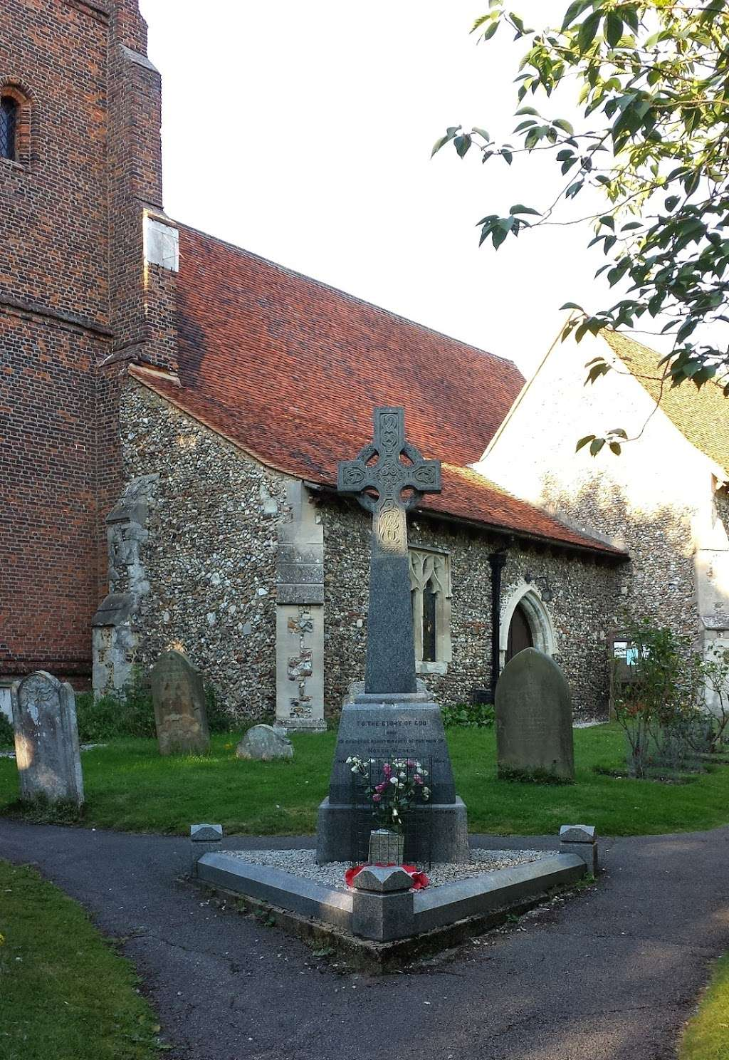 The Parish Church of Saint Andrew - church    Photo 9 of 10   Address: North Weald Bassett, Epping CM16 6AL, UK