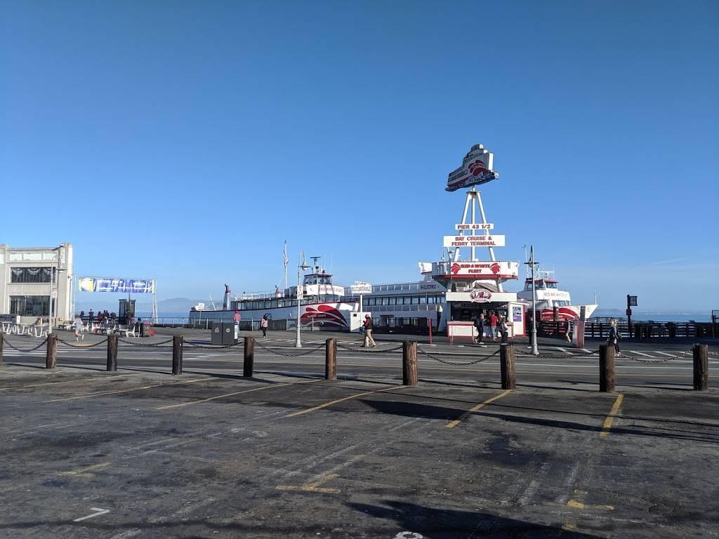 SP+ Parking - parking    Photo 4 of 10   Address: Pier 45, San Francisco, CA 94133, USA   Phone: (650) 219-5855