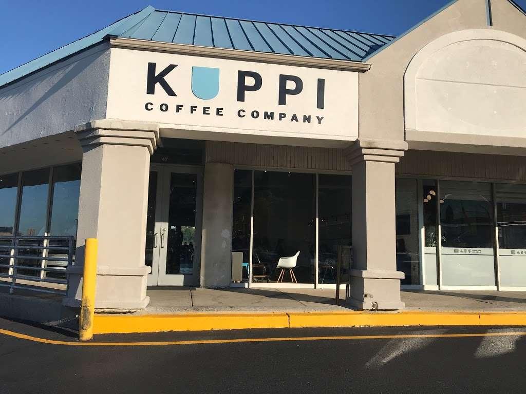 Kuppi Coffee Company - cafe  | Photo 3 of 10 | Address: 725 River Rd, Edgewater, NJ 07020, USA
