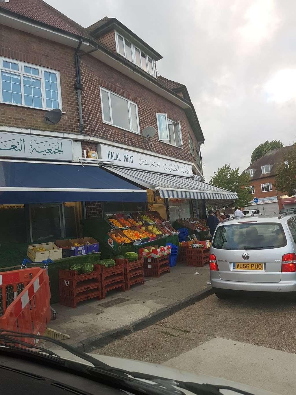 Suroor Market - supermarket    Photo 3 of 10   Address: 101 Robin Hood Way, Roehampton, London SW15 3QE, UK   Phone: 020 8974 6088