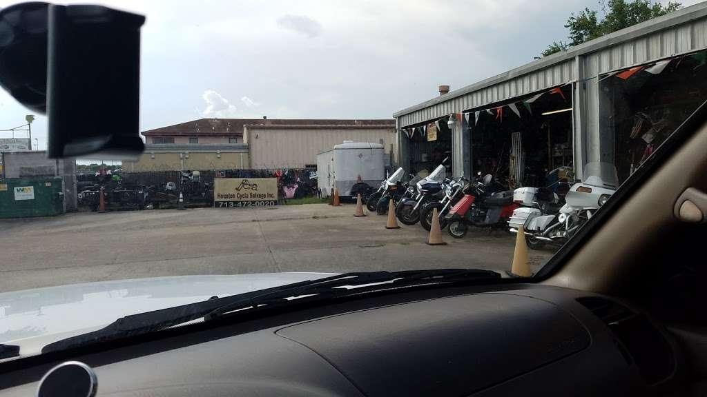 Houston Motorcycle Salvage - car repair  | Photo 4 of 5 | Address: 3317 Red Bluff Rd, Pasadena, TX 77503, USA | Phone: (713) 472-0045