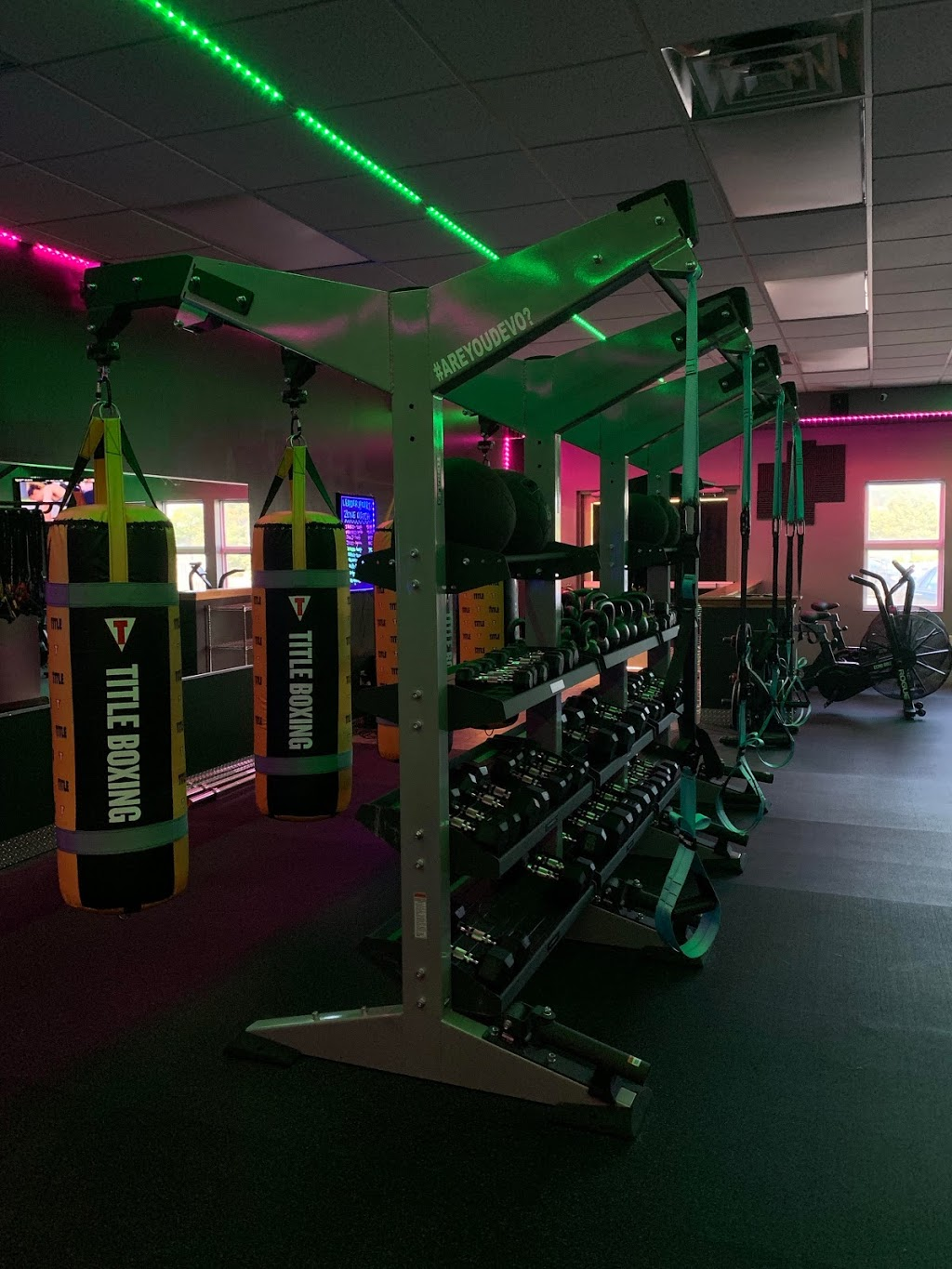 Devo Fitness - gym    Photo 3 of 8   Address: 455 99th Ave NW #170, Coon Rapids, MN 55433, USA   Phone: (763) 762-6914