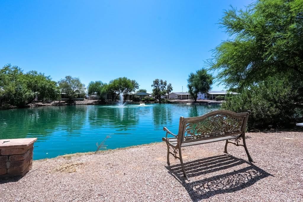 Trails West Active Adult Community - rv park  | Photo 2 of 9 | Address: 8401 S Kolb Rd, Tucson, AZ 85756, USA | Phone: (520) 574-0298