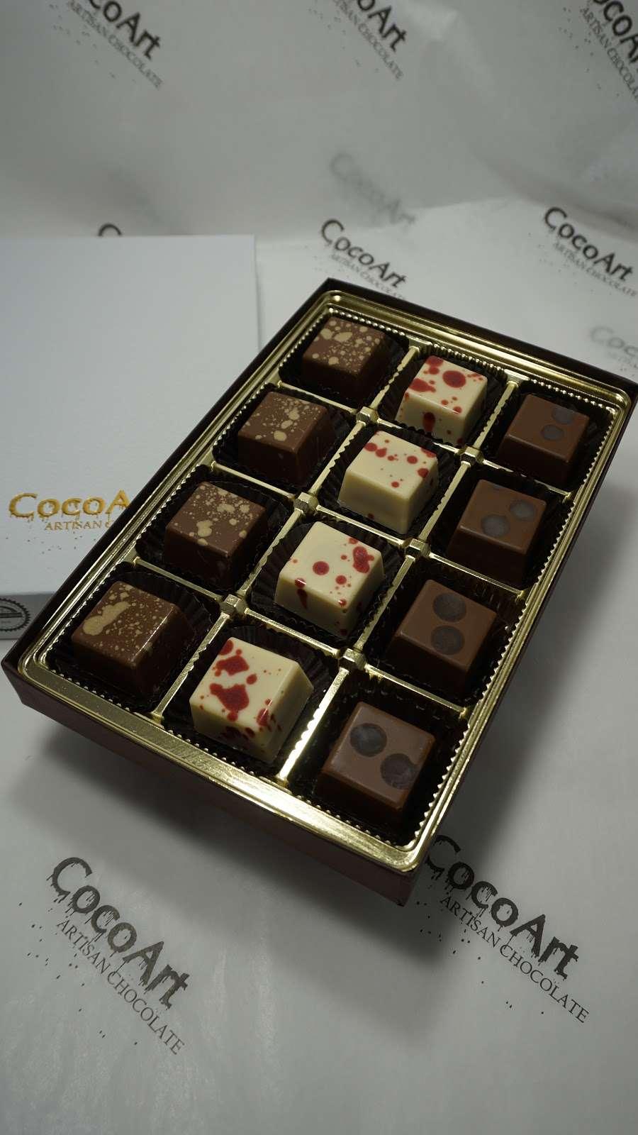 CocoArt Chocolate - store    Photo 10 of 10   Address: 20 Prag Blvd #002, Monroe, NY 10950, USA   Phone: (845) 248-1617