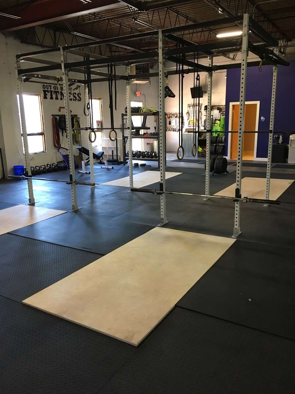 Out of Body Fitness - gym  | Photo 7 of 10 | Address: 303 N 4th St # B, St. Charles, IL 60174, USA | Phone: (630) 440-7993