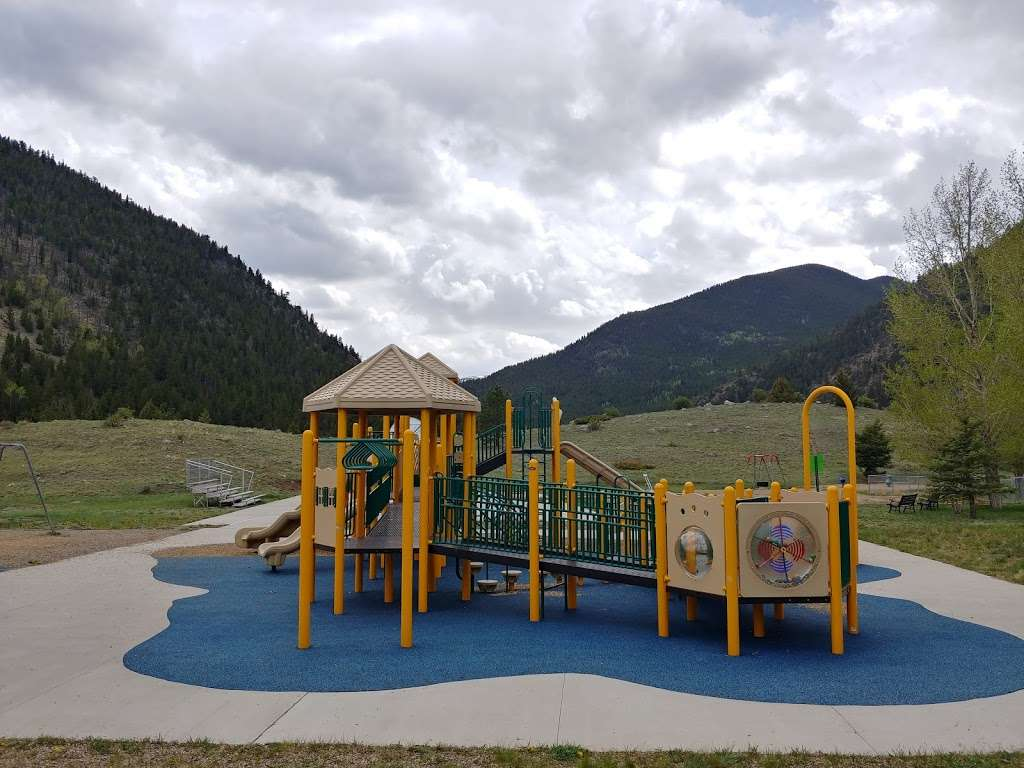 Minton Park - park  | Photo 1 of 9 | Address: Minton Park and Ballfield, Cemetery Rd, Empire, CO 80438, USA