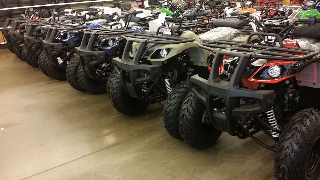 Atv Distributor LLC - store  | Photo 10 of 10 | Address: 7007 E 88th Ave J2, Henderson, CO 80640, USA | Phone: (720) 394-0414