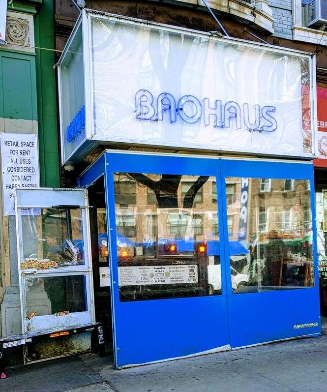 Baohaus - restaurant    Photo 3 of 10   Address: 238 E 14th St, New York, NY 10003, USA   Phone: (646) 669-8889