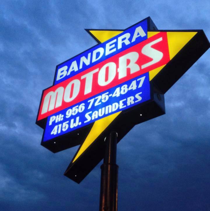 Bandera Motors - car dealer  | Photo 2 of 7 | Address: 415 W Saunders St, Laredo, TX 78041, USA | Phone: (956) 725-4847