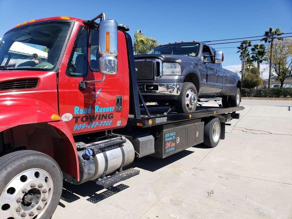 RoadRunner Towing & Storage - storage  | Photo 1 of 16 | Address: 12137 11th St, Yucaipa, CA 92399, USA | Phone: (909) 797-7722