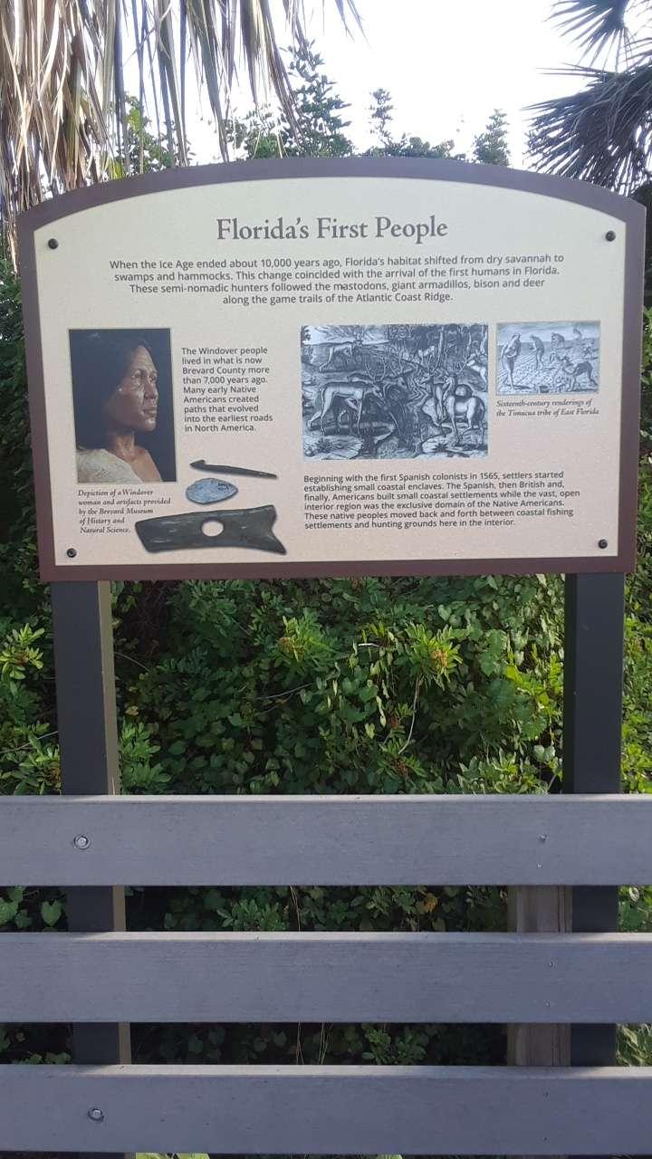 Brevard Zoo Linear Park - park    Photo 8 of 10   Address: 28°13′18.6″N 80°42′51.1, West Dr, Melbourne, FL 32940, USA