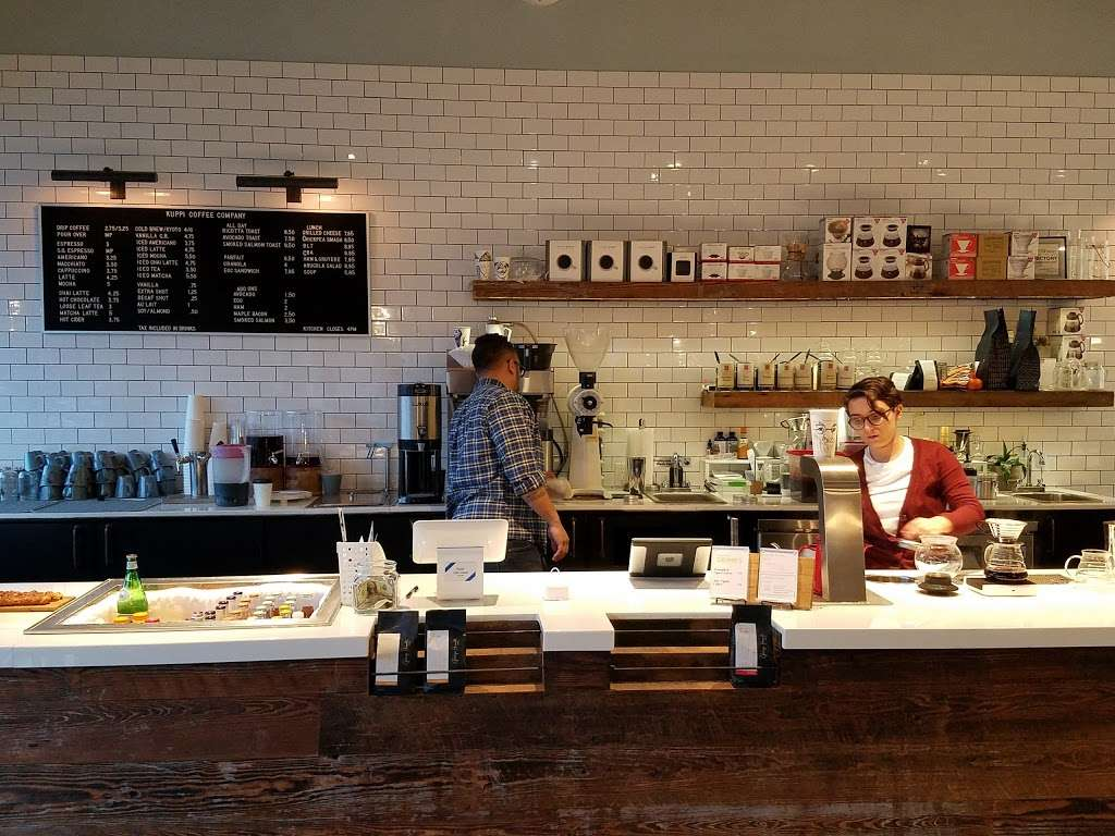 Kuppi Coffee Company - cafe  | Photo 5 of 10 | Address: 725 River Rd, Edgewater, NJ 07020, USA