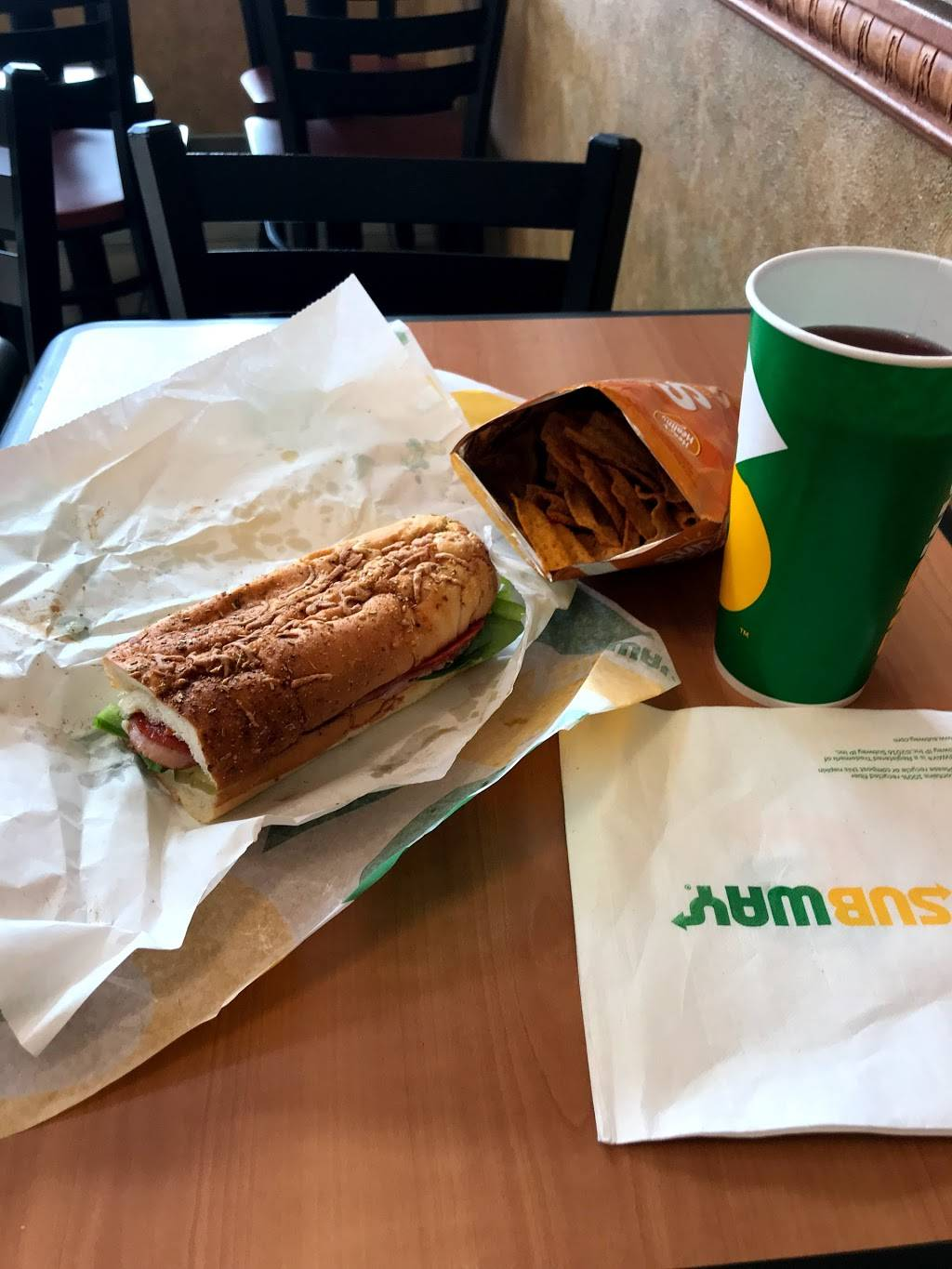Subway - meal takeaway  | Photo 7 of 10 | Address: 17001 Lincoln Ave #B, Parker, CO 80134, USA | Phone: (720) 851-9829