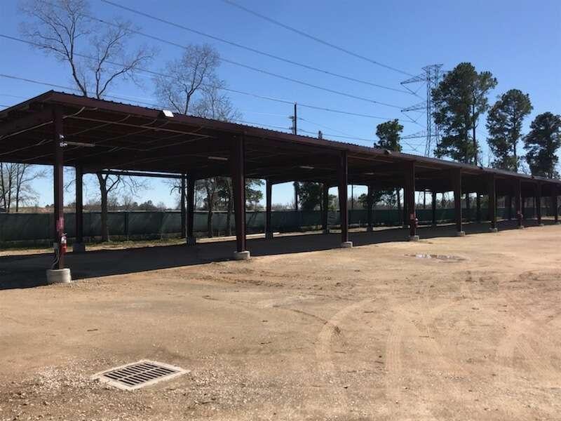 Oakwood Storage 2 / Boat and RV Storage - storage  | Photo 1 of 4 | Address: 1210 E Hufsmith Rd, Tomball, TX 77375, USA | Phone: (832) 702-6099