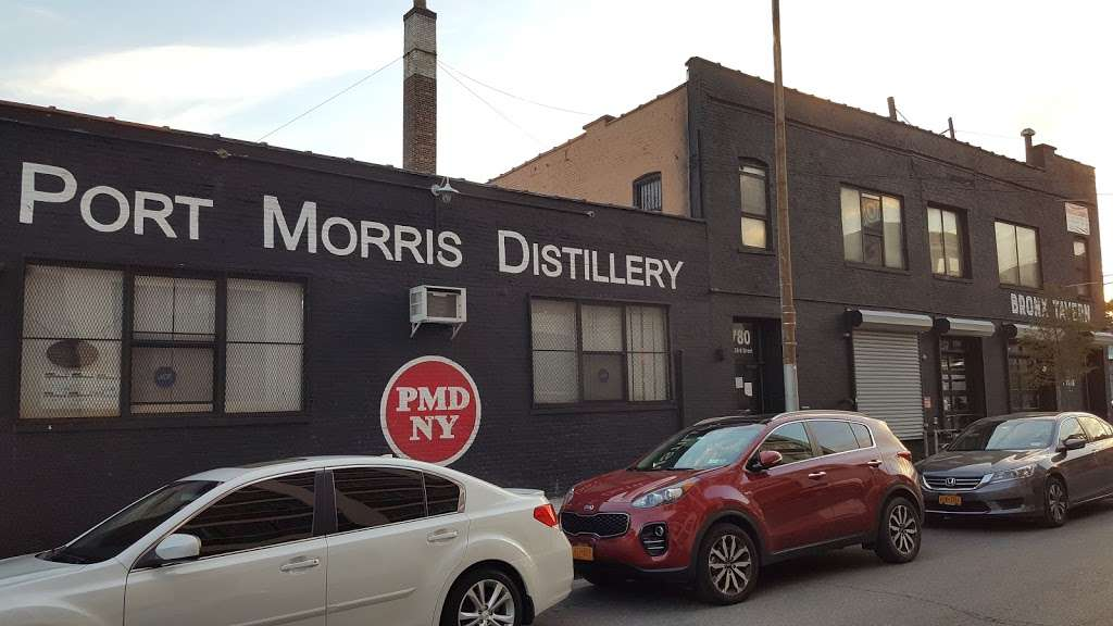 Port Morris Distillery - store  | Photo 2 of 10 | Address: 780 E 133rd St, Bronx, NY 10454, USA | Phone: (718) 585-3192