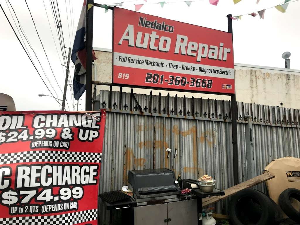 Nedalco Auto Repair - car repair  | Photo 3 of 4 | Address: 819 Tonnelle Ave, Jersey City, NJ 07307, USA | Phone: (201) 360-3668