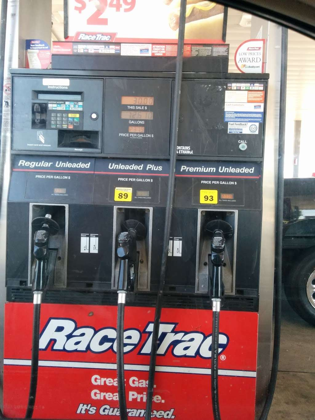 RaceTrac - gas station  | Photo 8 of 10 | Address: 10707 Miller Rd, Dallas, TX 75238, USA | Phone: (214) 221-7929
