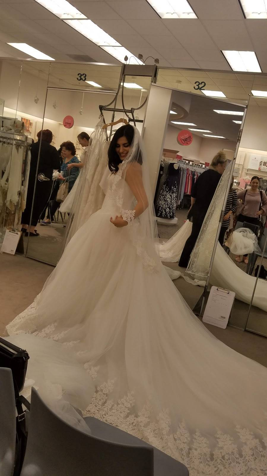 David's Bridal - shoe store  | Photo 2 of 9 | Address: 980 Camino De La Reina Suite A, San Diego, CA 92108, USA | Phone: (619) 220-8008