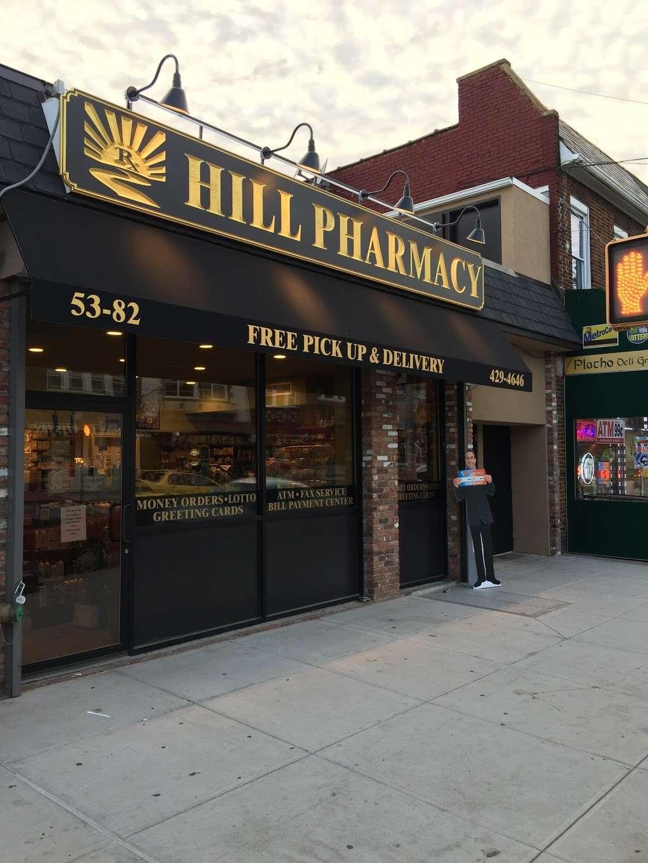 Hill Pharmacy - pharmacy  | Photo 9 of 10 | Address: 53-82 65th Pl, Maspeth, NY 11378, USA | Phone: (718) 429-4646