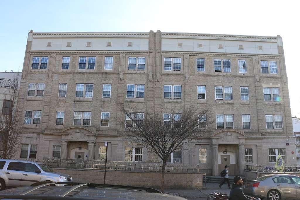 Tomchai Temimim Lubavitch - school  | Photo 1 of 2 | Address: 1414 President St, Brooklyn, NY 11213, USA | Phone: (347) 234-8924
