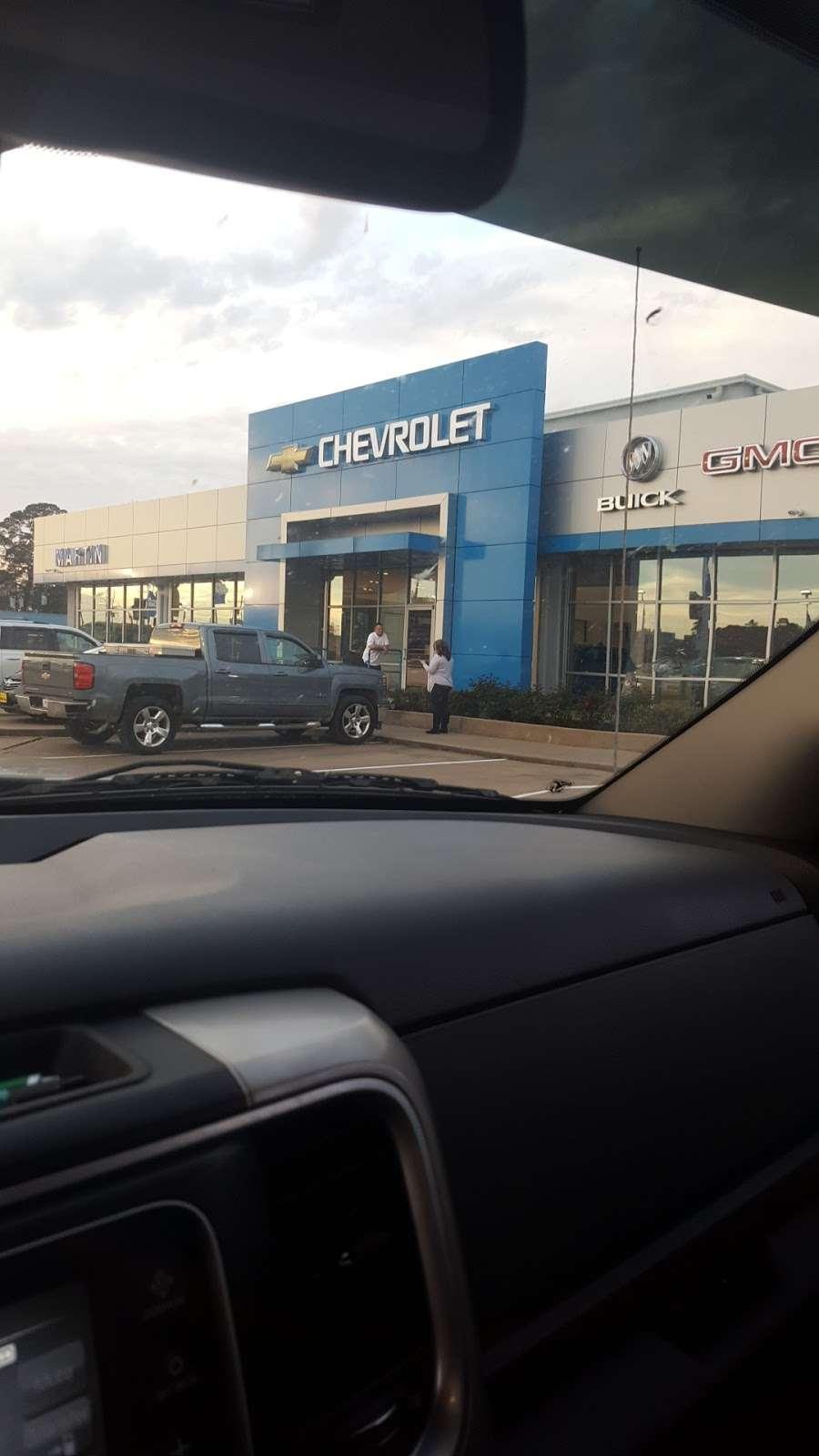 Martin Chevrolet Buick Gmc 420 W Southline St Cleveland Tx 77327 Usa