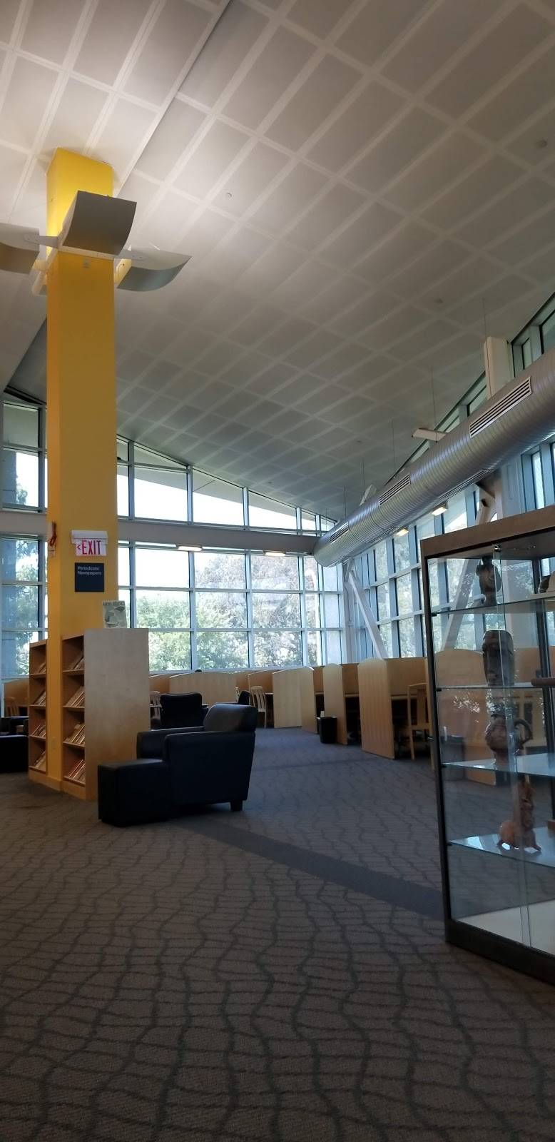 Cesar E. Chavez Library - library  | Photo 1 of 6 | Address: L Moorpark Ave, San Jose, CA 95128, USA | Phone: (408) 288-3775