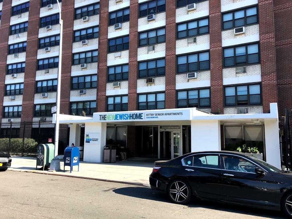 Kittay Senior Apartments, The New Jewish Home - health    Photo 4 of 10   Address: 2550 Webb Ave, Bronx, NY 10468, USA   Phone: (718) 410-1441
